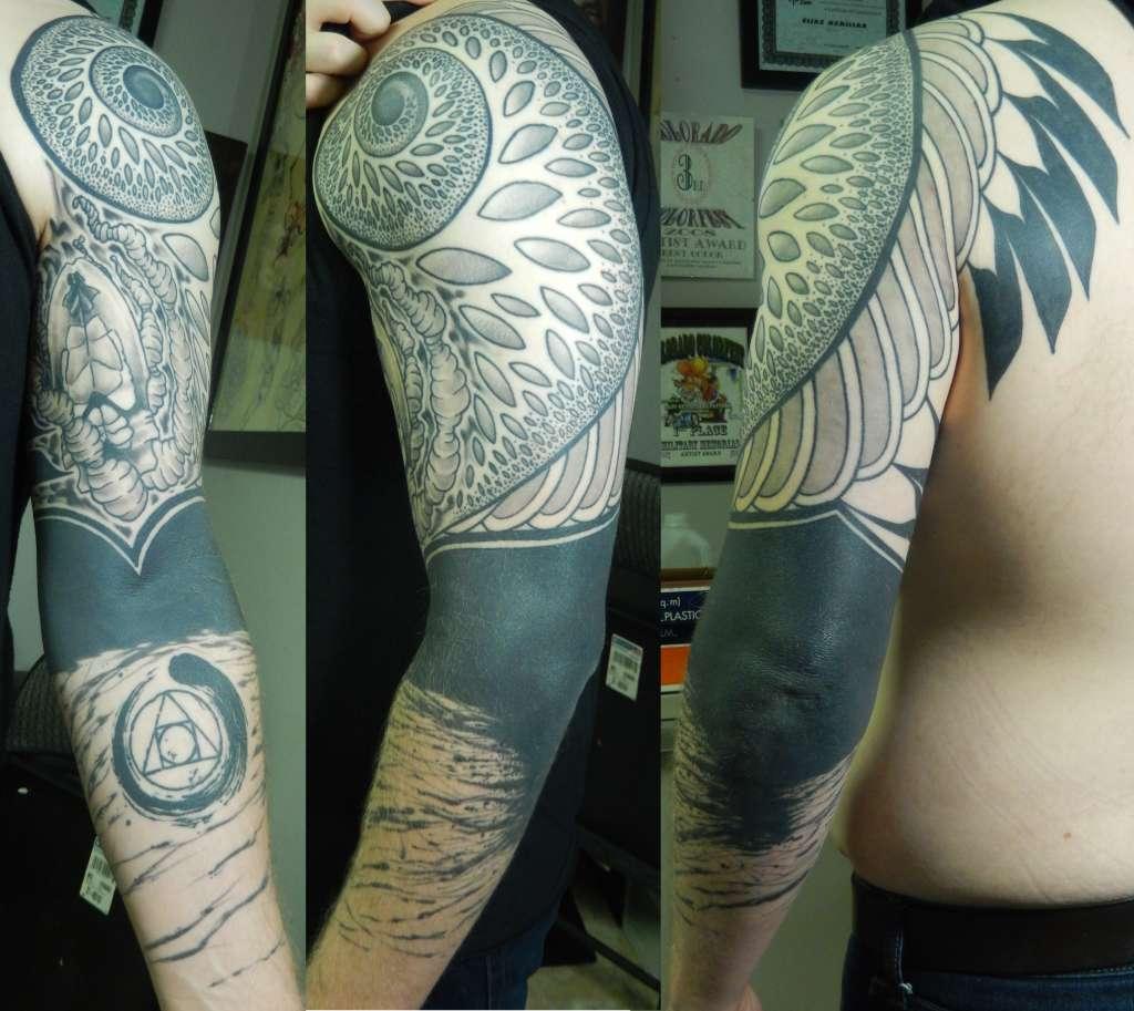 Denton – Tattoos Fort Collins